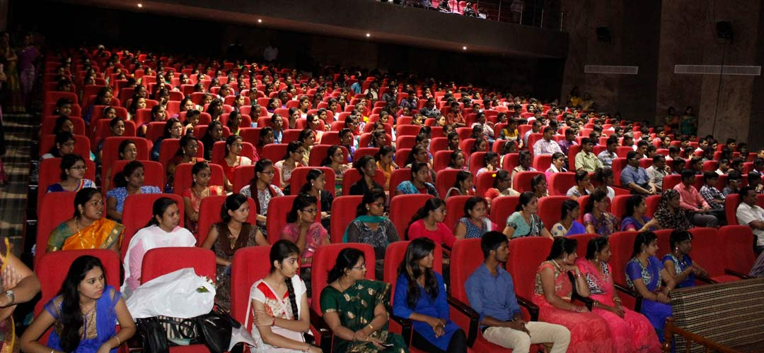 auditorium of st marys centenary degree college secunderabad